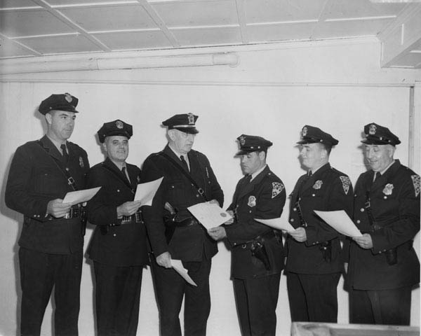 Tiverton Police Officers Swearing In