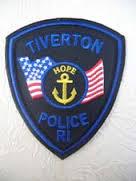 Tiverton Police Patch