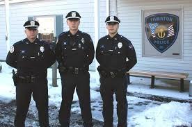 Officers Leduc, Pelletier, Valzovano
