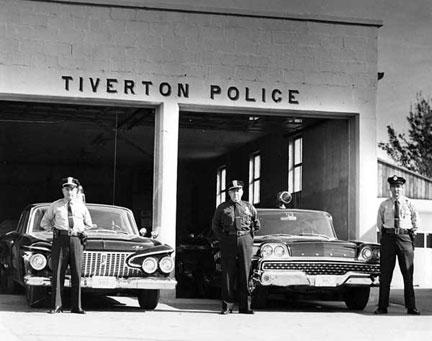 Old Tiverton Police Station