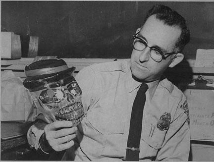 Tiverton Police Officer