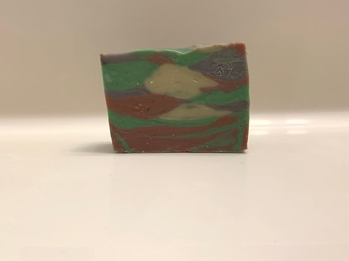 Hide and No Seek - Camouflage Soap