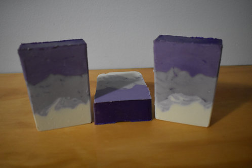 Amethyst (Soap of the Month)