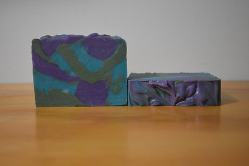 Alexandrite (Soap of the Month)
