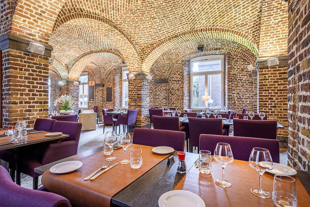 Mercure Liege City Centre Restaurant