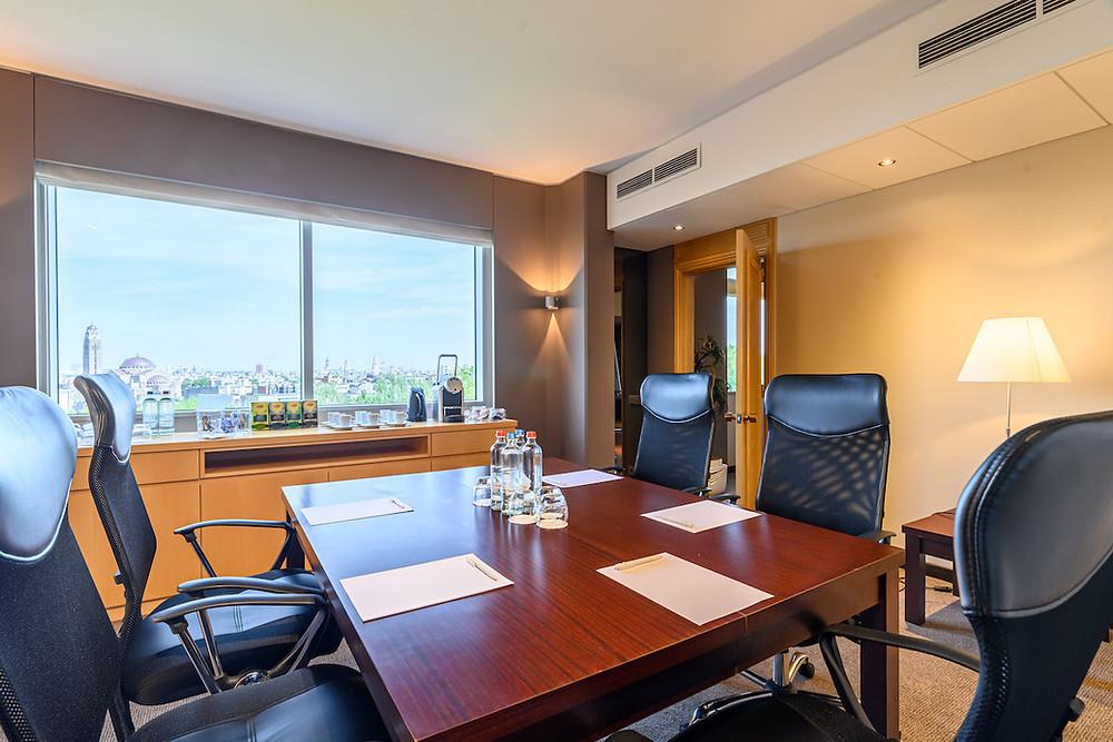 Mercure Antwerp City South Meeting Room