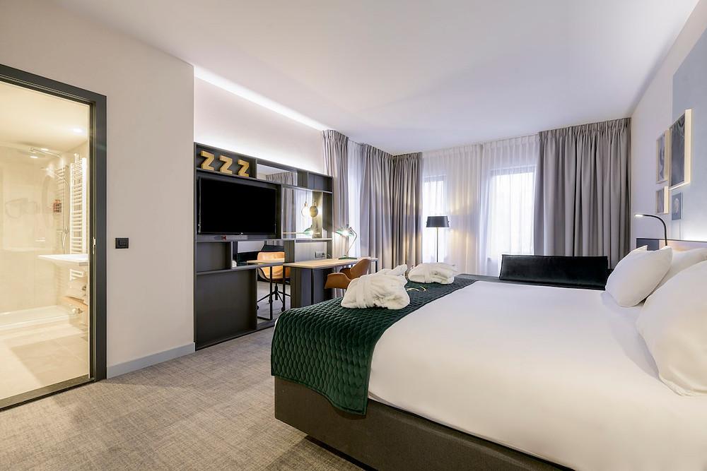 Holiday Inn Hasselt Bedroom