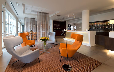 Holiday Inn Express Antwerp Seating area