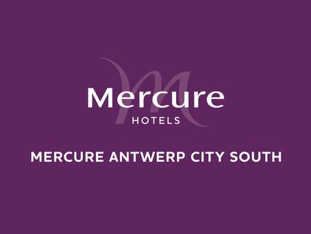 Rebranding Mercure Antwerp City South