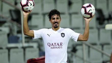 Baghdad Bounedjah, jamais deux sans trois pour le cap des 20 buts