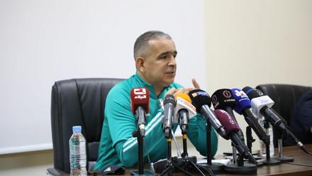 Mohamed Lacete (sélectionneur des U20) fait le bilan de la coupe Arabe