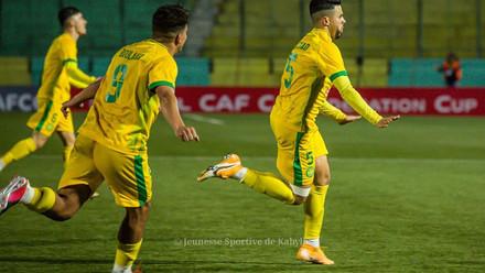 """Badreddine Souyad, le """"défenseur offensif"""" qui sauve encore la JSK !"""