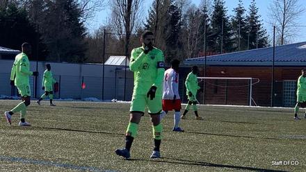 """Yassine Benzia (Dijon FCO) retrouve """"enfin"""" les terrains avec la réserve"""