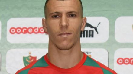 Mouad Hadded (MCA), le nouveau roc