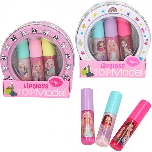 TOP MODEL MINI LIPGLOSS SET-8941