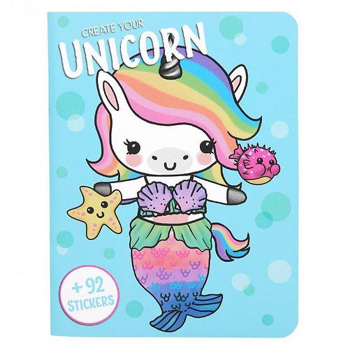 DRESS UP YOUR KITTY,PANDA,UNICORN-10081