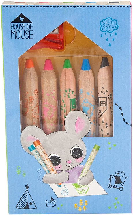 HOUSE OF MOUSE SET CREIOANE COLORATE-8893
