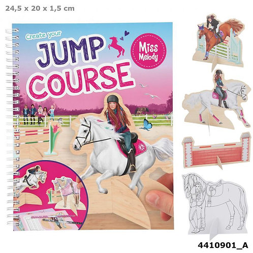 MISS MELODY CREATE YOUR JUMP COURSE-10901
