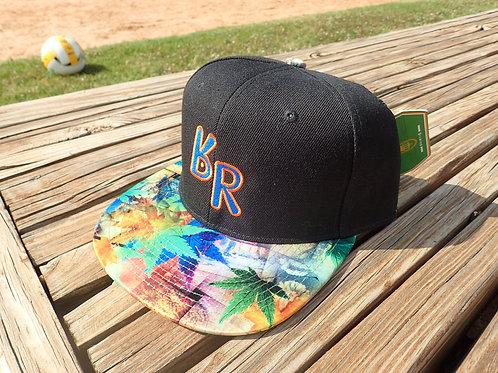 "The Original ""bR"" Black Rabbit Hat - Colorado Maple - Black body"