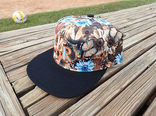 """The Original """"bR"""" Black Rabbit Hat - The Butterfly Hat"""