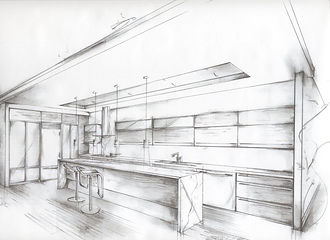 Modern Kitchen Sketch Rendering.jpg