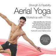 Aerial Yoga - Workshop - September 2017