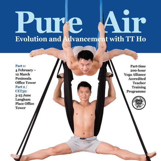 Pure Air - RYT 200 - May 2017