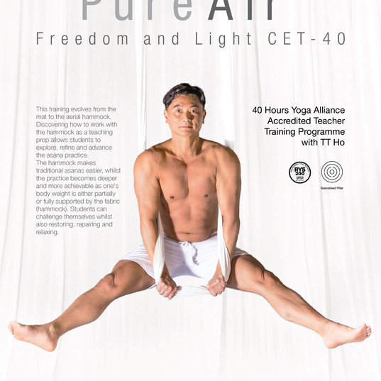 Pure Air - CET 40 - July 2020