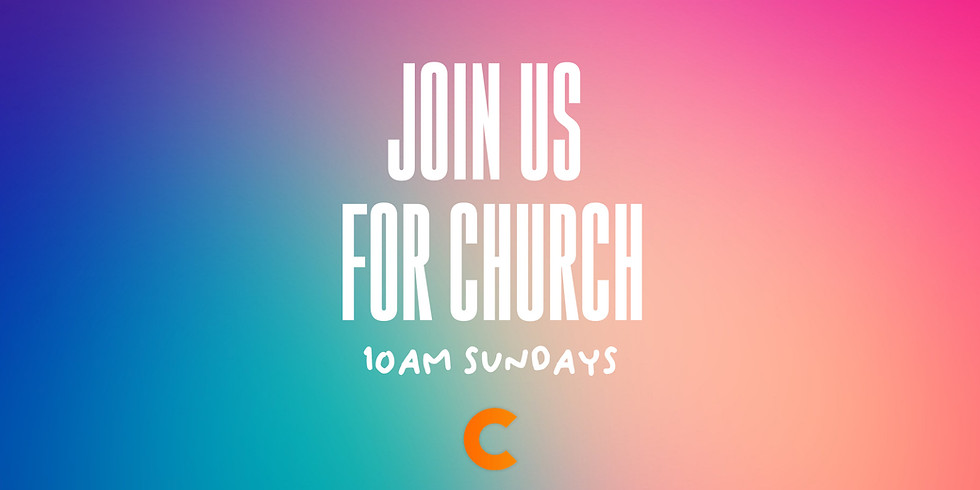 RSVP for Church (13th June)