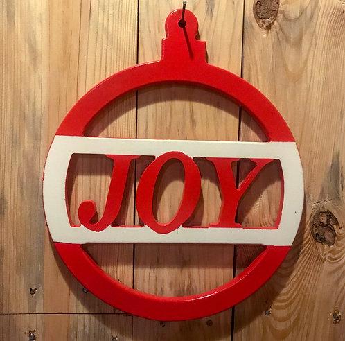 JOY Hanging Ornament