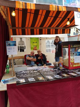 Dorffest St. Moritz 2018