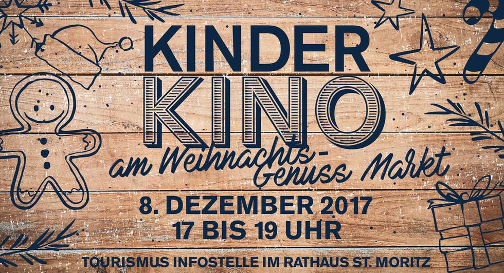 Plakat Kinder-Kino 2017