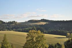 pohled směr Vrchmezí