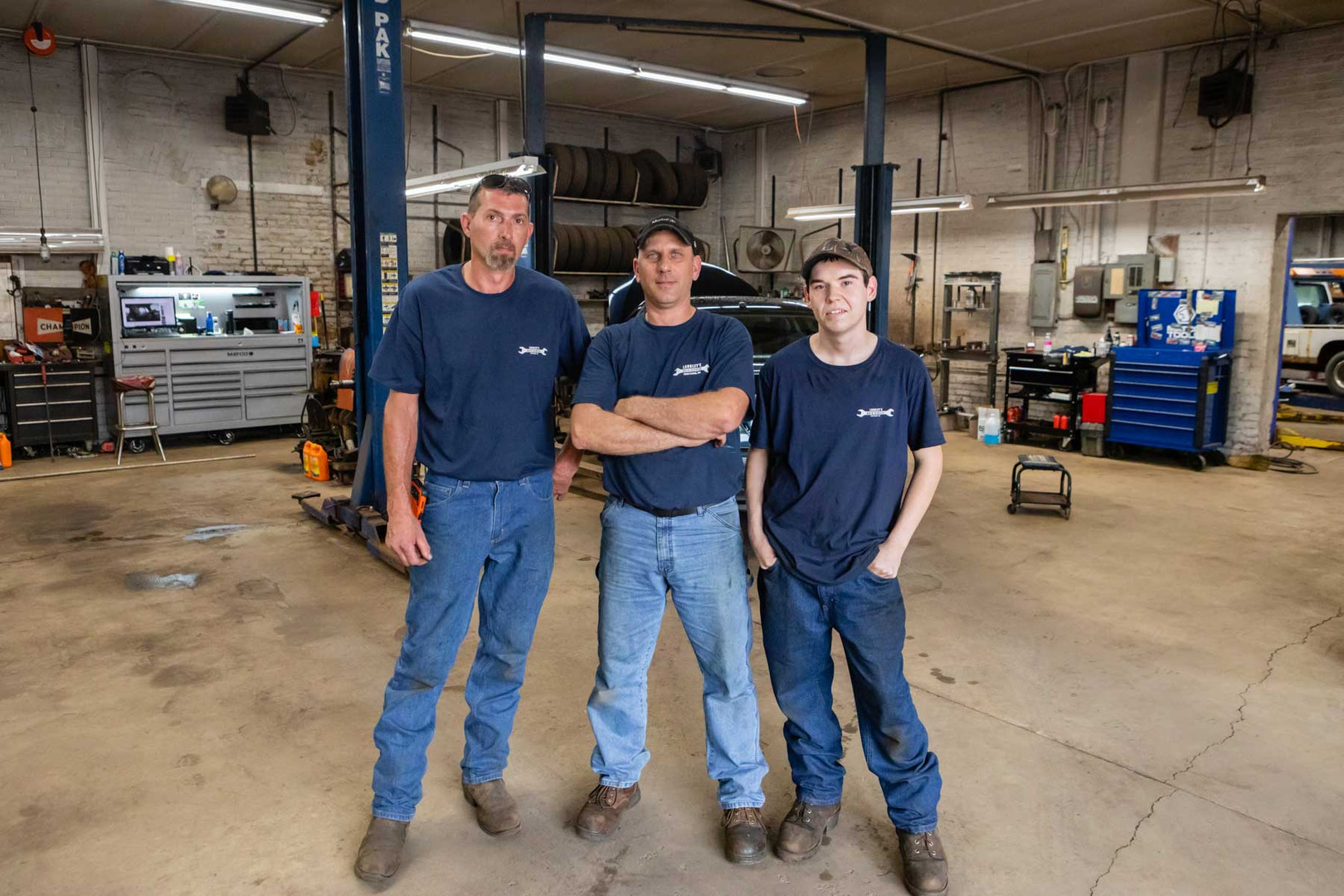 Auto technicians in frostburg maryland 21532