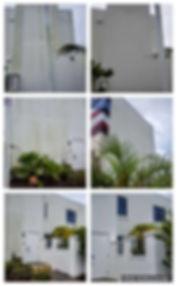 Commercial building wash by Northwest Florida Pressure Washing in Fort Walton Beach, FL