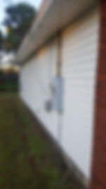 Irrigation rust removal by northwest Florida Pressure Washing in Navarre FL