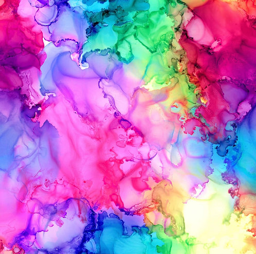 Colourburst Hoodie