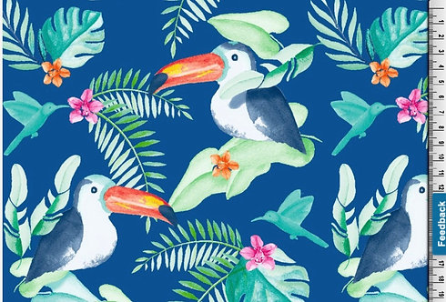 Toucans Popper Romper