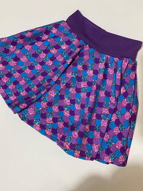 Mermaid Twirly Skirt