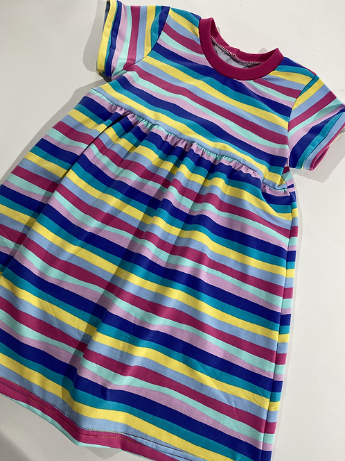 Stripe Up Your Life Dress