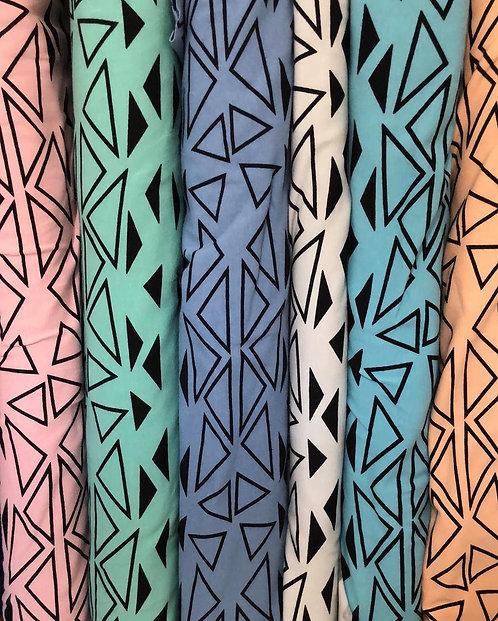 Kaleidoscope Twirly Dress