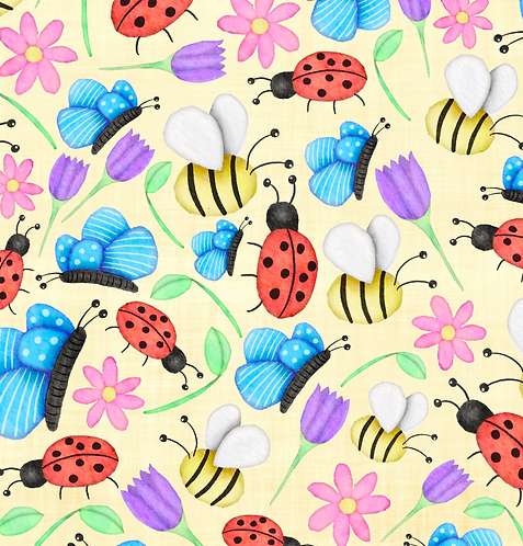 Busy Bugs Twirly Skirt