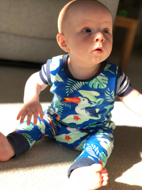 Toucans Jumpsuit