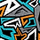 Thumbnail: Graffiti Hoodie