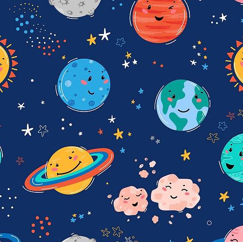 Happy Planets Popper Romper