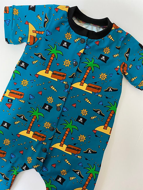 Treasure Island Popper Romper