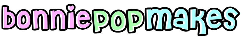 Bonnie Pop makes logo image