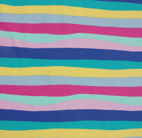 Stripe Up Your Life Twirly Skirt