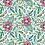 Thumbnail: Mint Flowers Short Jumpsuit