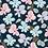Thumbnail: Geo Floral Hooded Romper